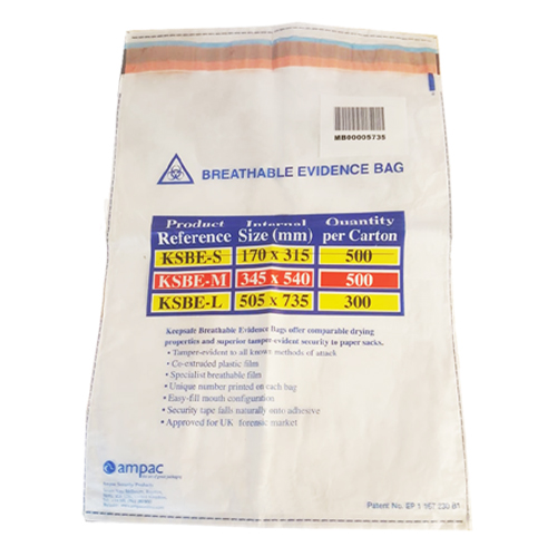 PE/TYVEK Security Bags