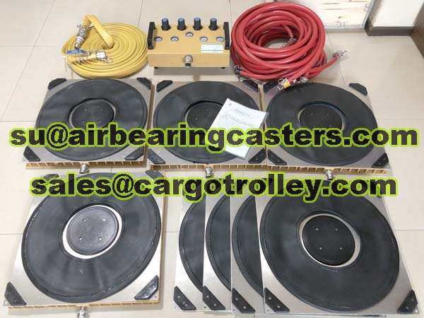 Air casters corporation manufacturer in china