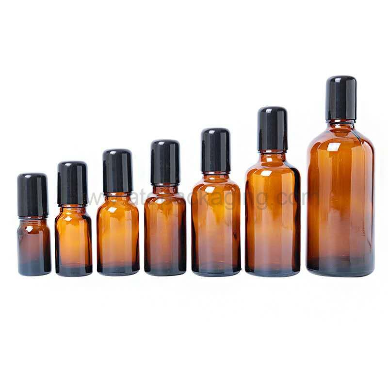 Essential oil roll on bottle