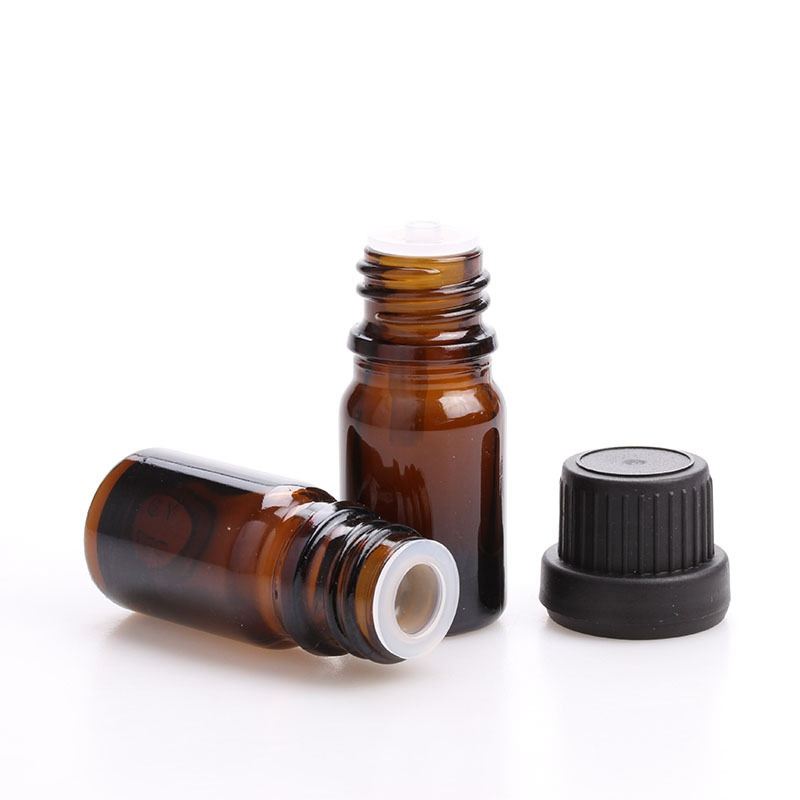 Screw Cap Oil Bottle