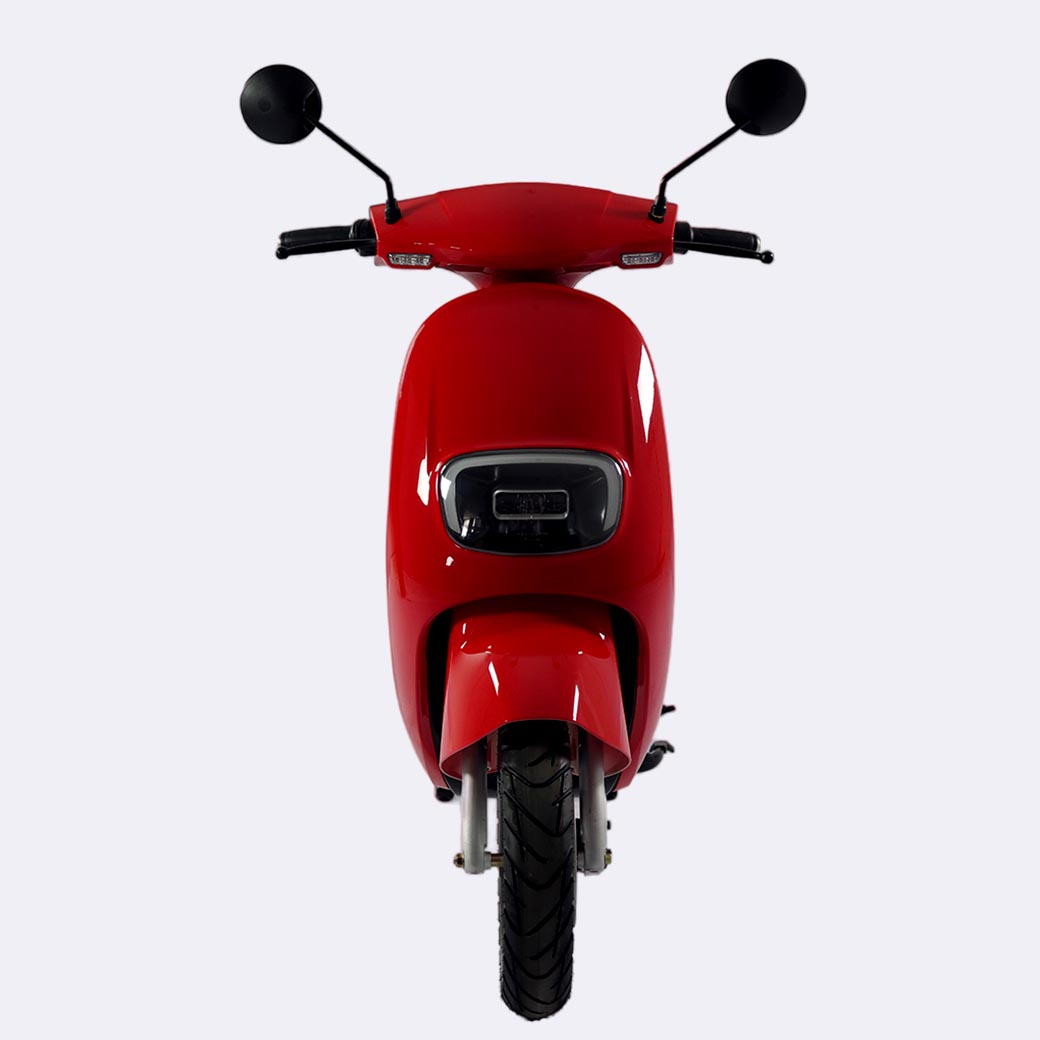 60V 26AH lithium battery L1e EEC COC 45km/h 50 km scooter adult wide wheel scooter electric motorcycle