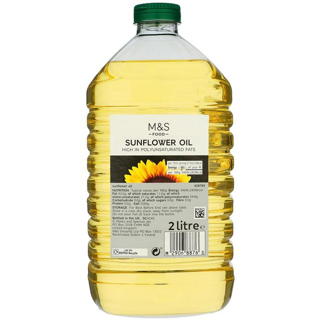 available sunflower oil