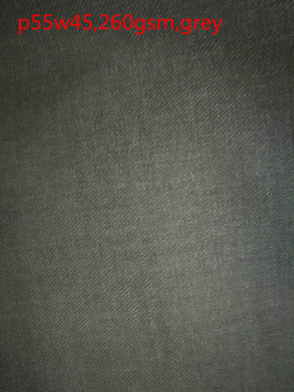 worsted wool fabric for suits and garment