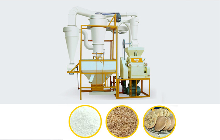 Family Workshop Flour Milling Plant