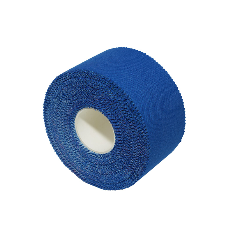 Blue Cotton athletic tape