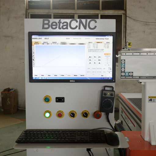 Best CNC Router Machine with CCD Camera