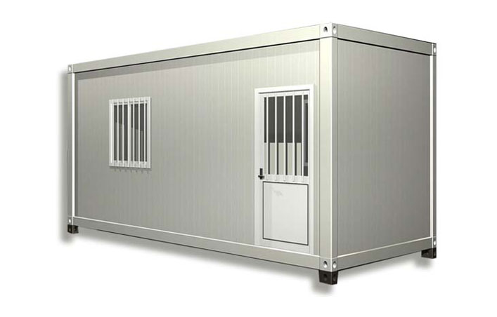 Field Engineering Container Camp