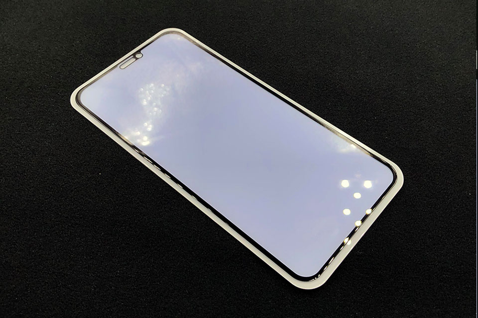 BLUE LIGHT CUT TEMPERED GLASS SCREEN PROTECTOR FOR IPHONE XR 11