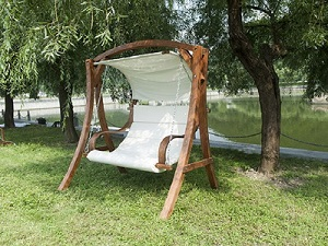 Wooden Swing - WS01