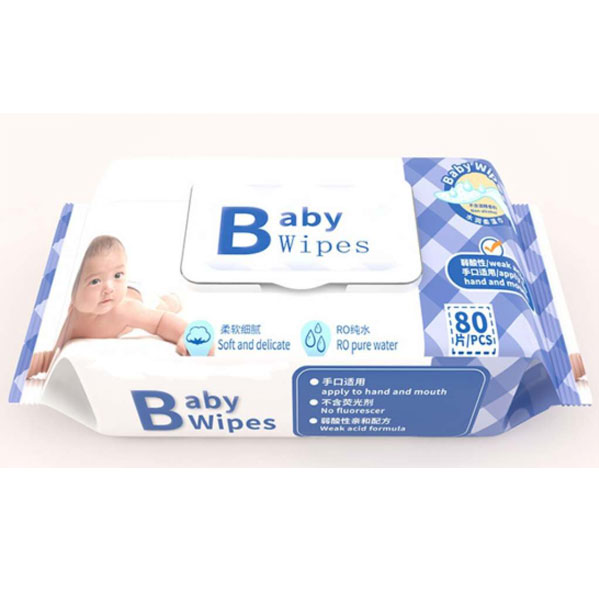 Baby Hand And Mouth Wet Wipes