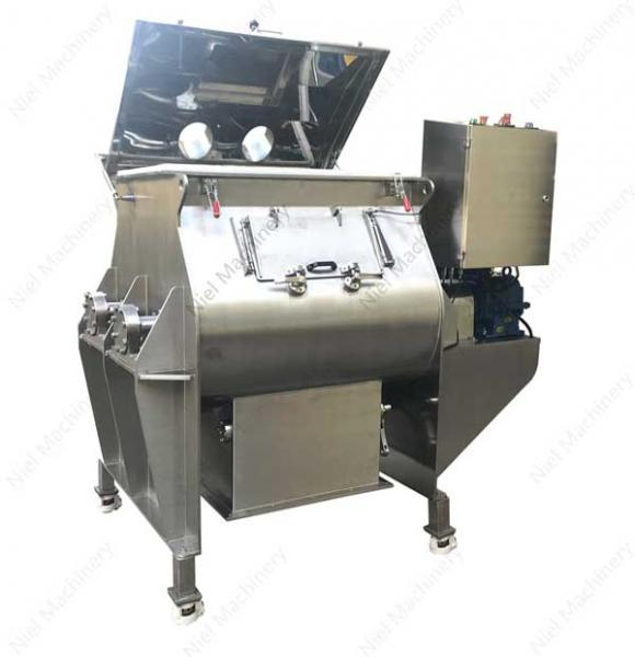 Double Shaft Paddle Mixer Machine