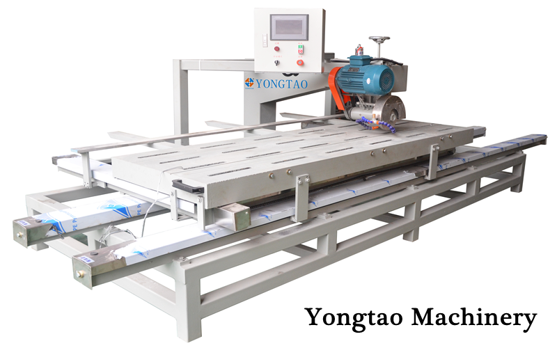 YTQS-4-2400 CNC Manual Type Large Format Tile Cutter