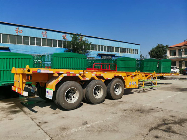 Container Semi-trailer
