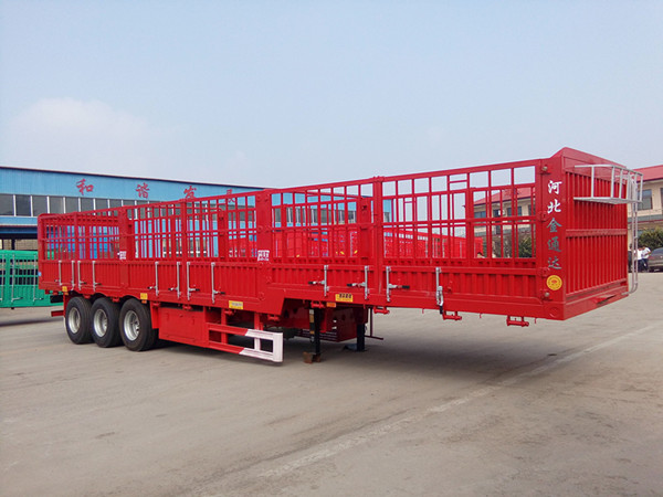 Warehouse-type Transport Semi-trailer
