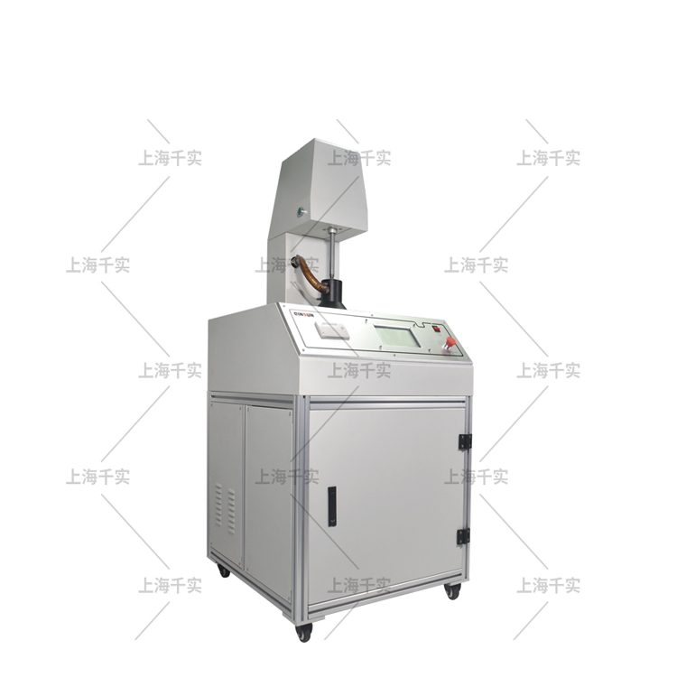 particle filtration efficiency tester