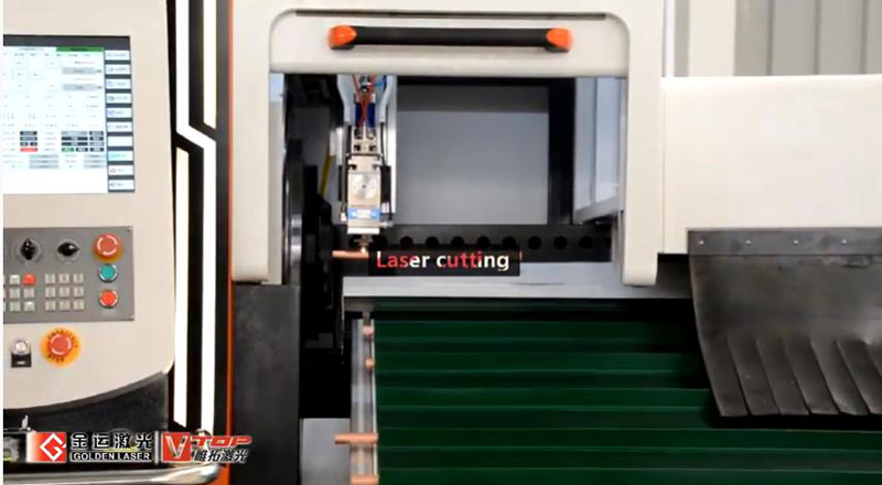 Copper Tube - Laser Cutting Machine Be Applied