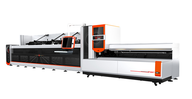 CNC FIBER LASER TUBE CUTTING MACHINES FOR SALE