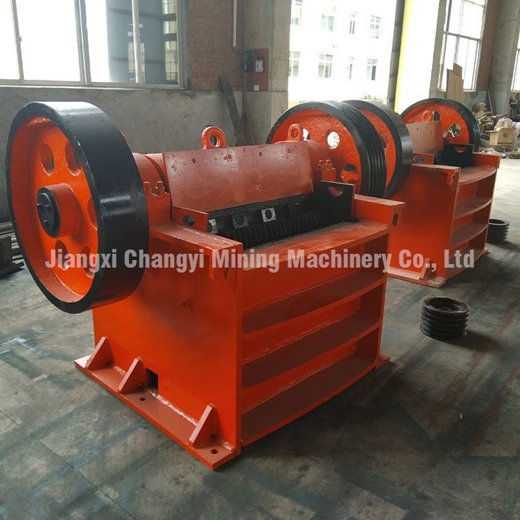 Gold Iron Ore Rock Stone Jaw Crusher Exporter