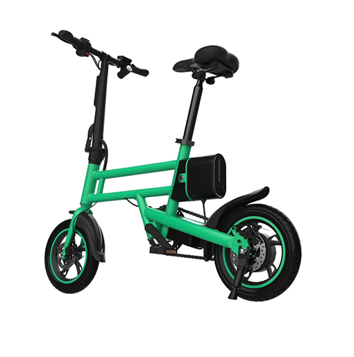 36v 350w Mini Folding Lightweight Electric Bicycle Wholesale Supplier