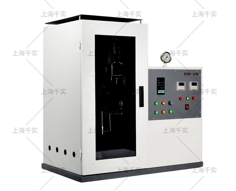 Full Face Mask Test Machine Combustion Tester