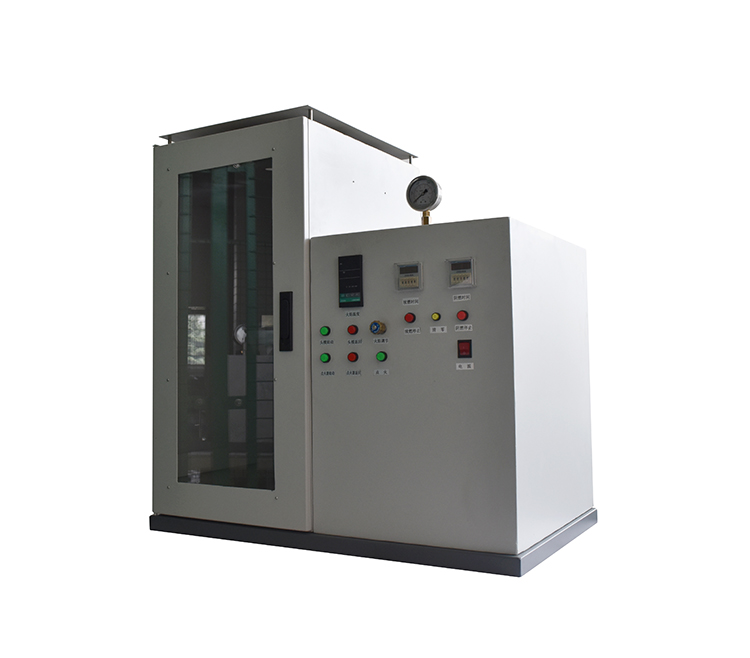 Medical masks touch flame retardant performance tester