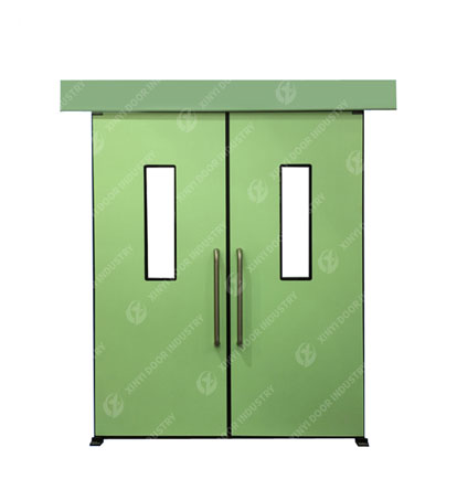 Hygienic GRP Door