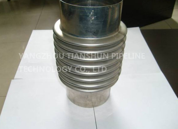 Pipeline  Bellows expansion joint