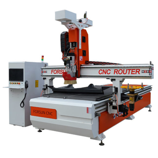 New ATC CNC Router 5×10ft with Automatic Pusher Device