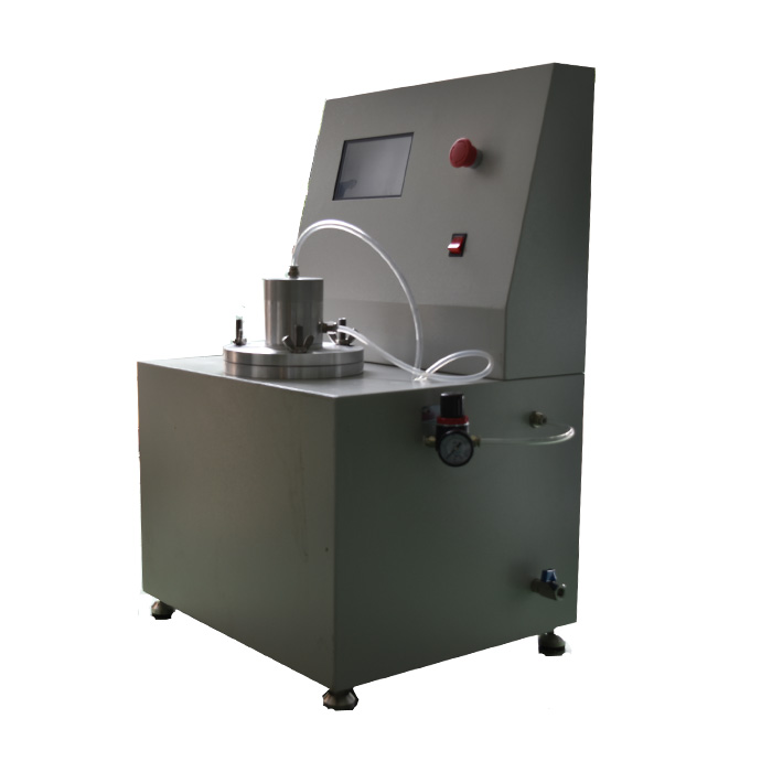 Exchange pressure difference tester for Medical face mask