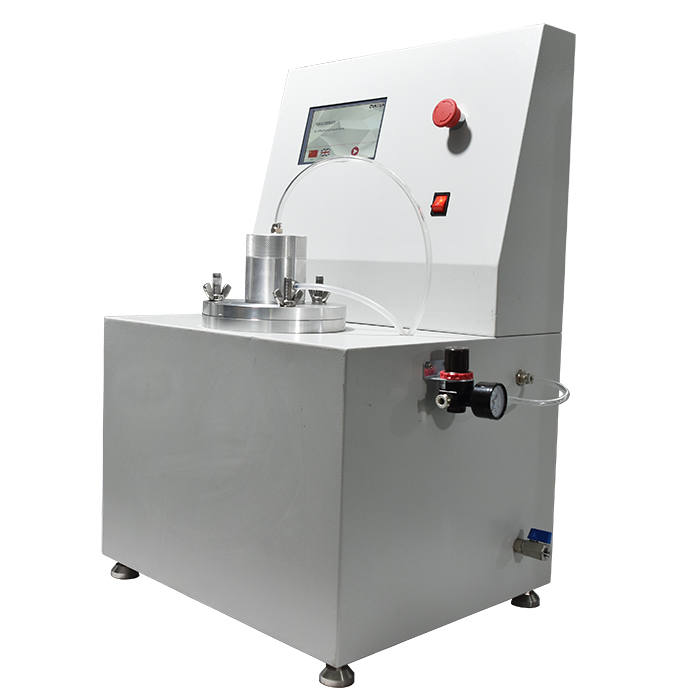 Mask Air Exchange Pressure Difference Tester