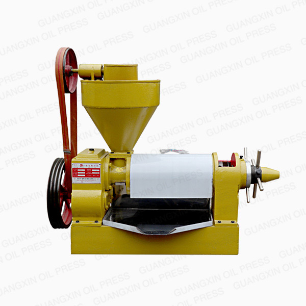 Small Oil Press Machine