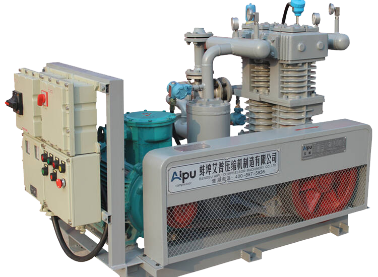 Z-type Ammonia Gas Compressor