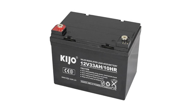 JM Series (AGM Deep Cycle Battery)