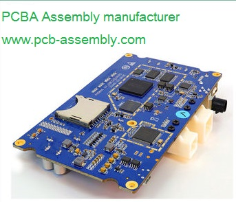 PCBA contract manufacturing for control boards,factory in shenzhen,China