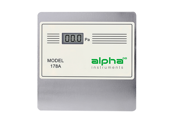 Model 178 LCD Display Differential Pressure Transmitter
