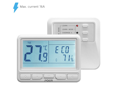 Smart Wireless Thermostat