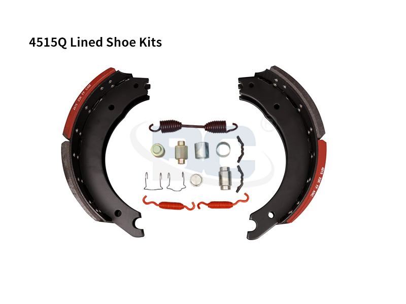 Lined Brake Shoe Kits Suppliers
