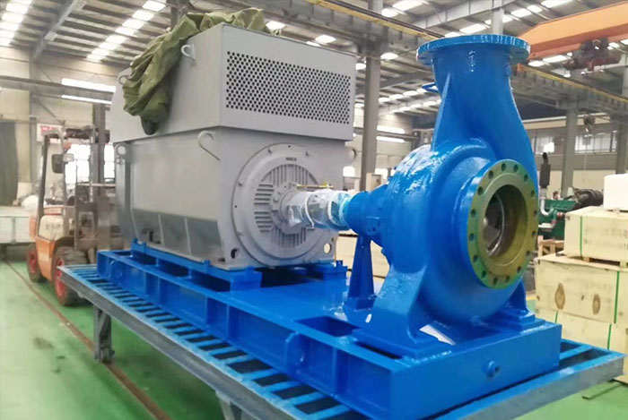 Chemical Centrifugal Pump-End Suction Chemical Pump