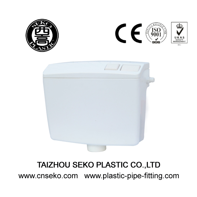 Sanitation  Cistern Tank(Push-button)