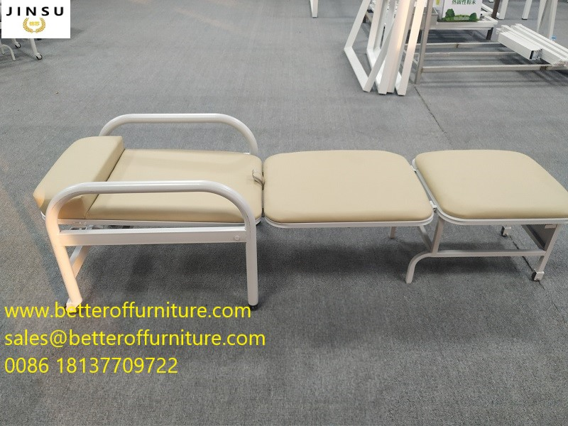Folding chair can use seat and bed multifunctional H870*W660*D660mm