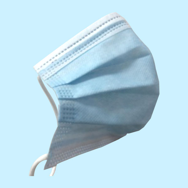 3 Ply Disposable Protective Face Mask