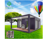 Mobile Homes of Container Prefab houses Prefabricated