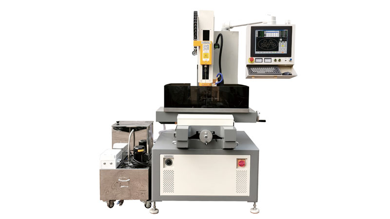 CNC EDM Hole Drilling Machine