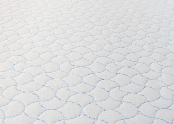 Polyester Jacquard Mattress Knitted Fabric