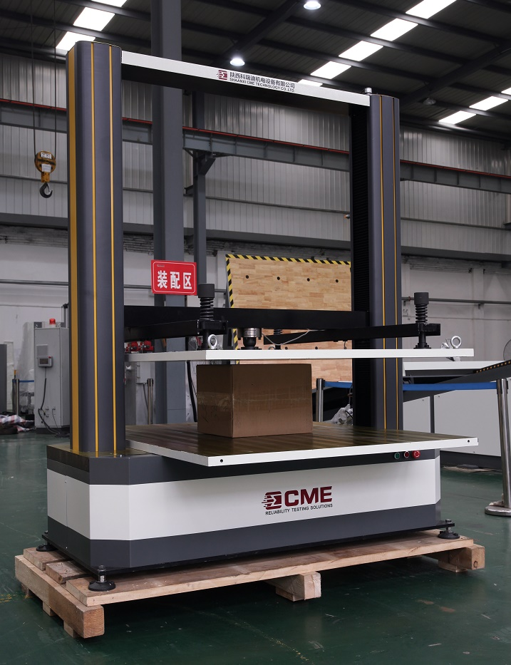 Packaging Compression Test Machine