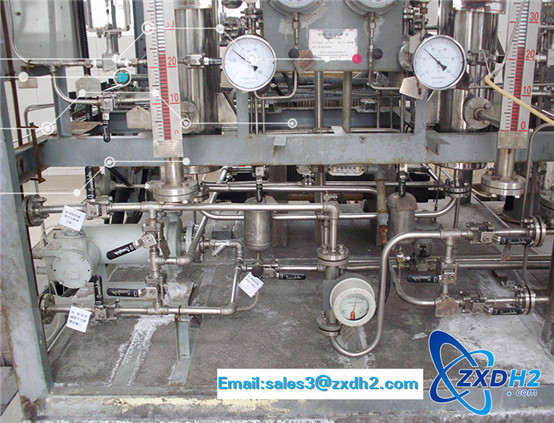 Water electrolysis hydrogen production alkali tank, water tank, alkali pump, make-up water pump