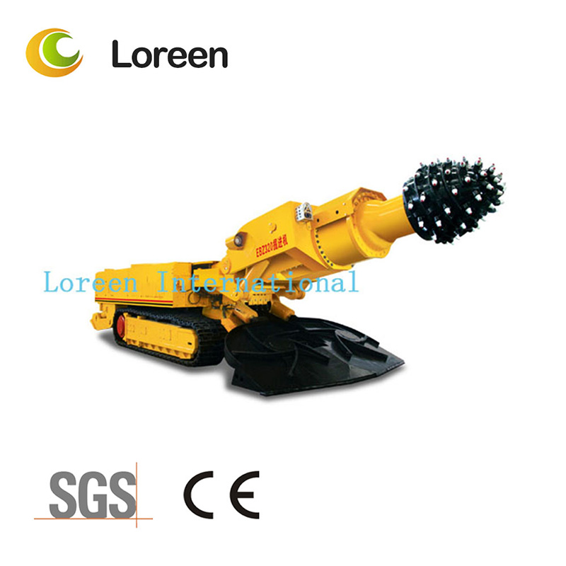 Heavy duty machine coal mine tunneling roadheader machinery
