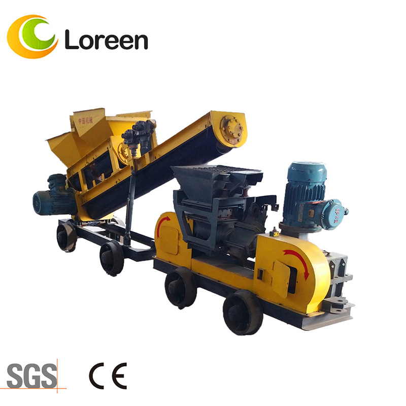 Loreen Wet Shotcrete Spraying Concrete Machine Jpts4-L Model
