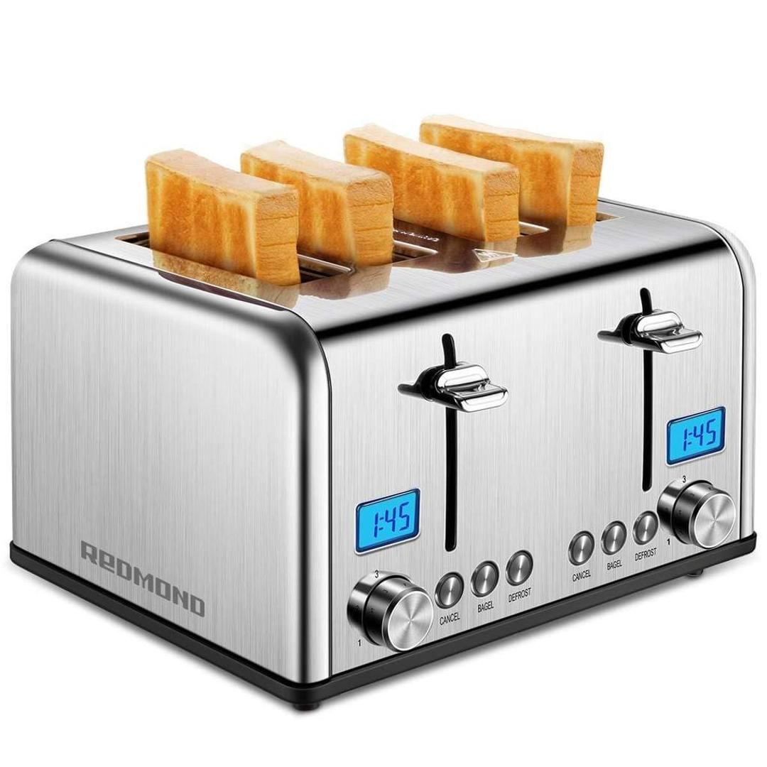 Countdown Stainless Steel Toaster ST030