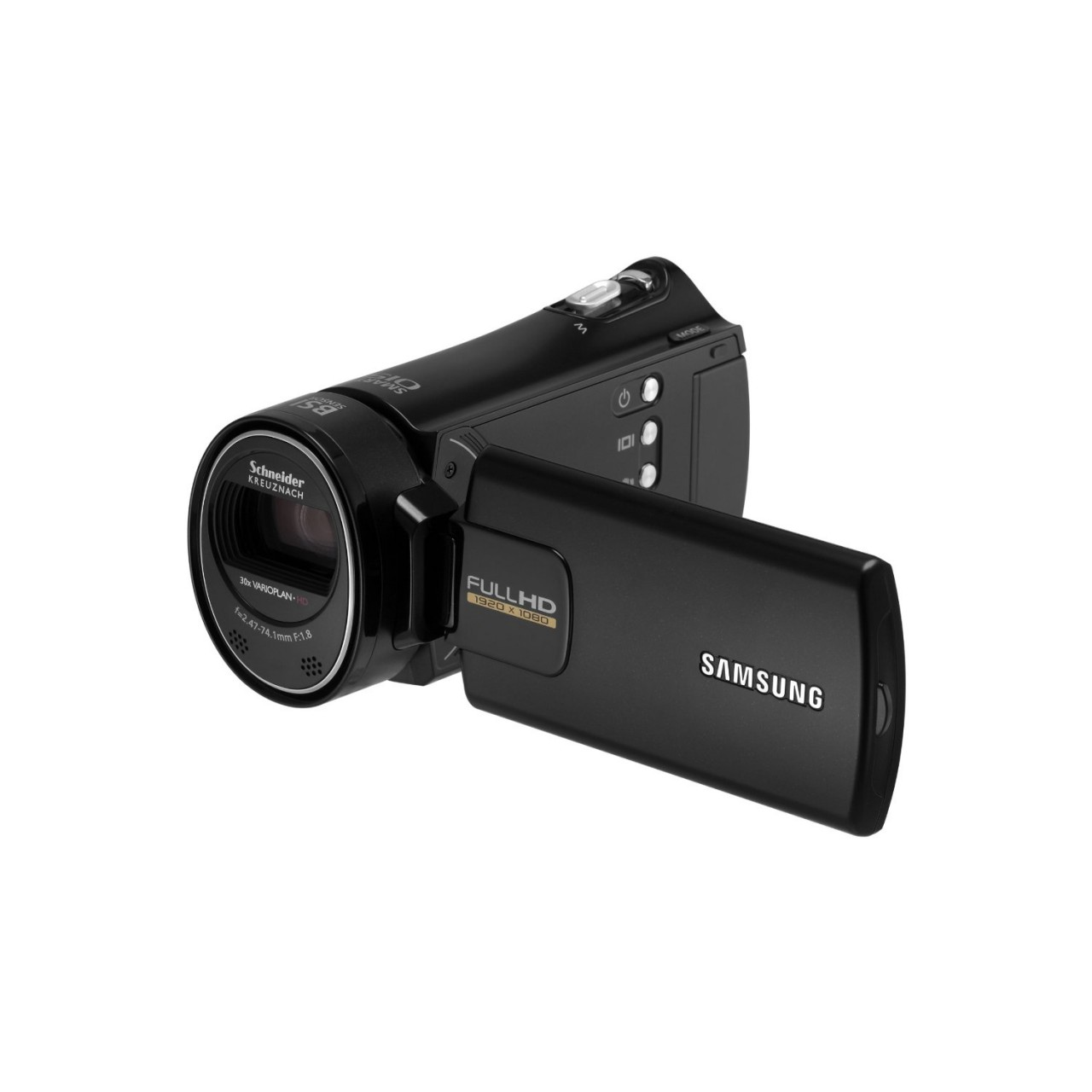 Samsung HMX-H3 Series Camcorders 16GB Internal Flash